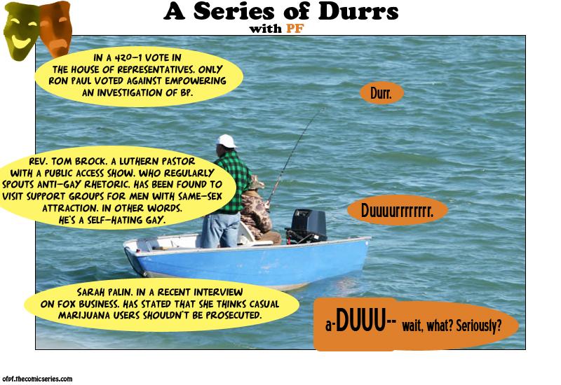 Revenge of the Durrs