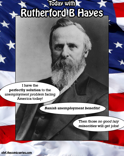More Rutherford B Hayes #6