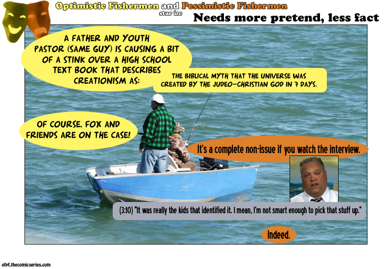 Creationism: or is it?